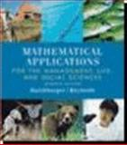 Mathematical Applications, Ronald J. Harshbarger and James J. Reynolds, 0618293582