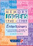 Memory Joggers 1940-1989 : Entertainers, Franklin, Ian, 0863883583