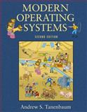Modern Operating Systems, Tanenbaum, Andrew S., 0130313580