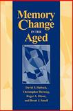 Memory Change in the Aged 9780521153584