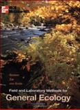 Field and Laboratory Methods for General Ecology, Brower, James E. and Zar, 0697243583
