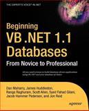 Beginning VB .Net 1.1 Databases, Dan Maharry, 1590593588