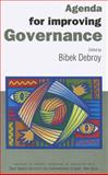 Agenda for Improving Governance, Debroy, Bibek, 8171883583
