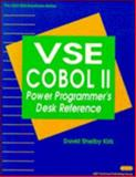 VSE COBOL II Power Programmer's Desk Reference, Kirk, David S., 0471573582