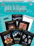 Williams, John Very Best of Vln, John Williams, 0757923585