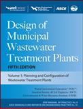 Design of Municipal Wastewater Treatment Plants, Water Environment Federation, 0071663584