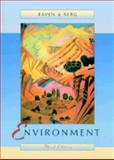 Environment : With 2001 World Population Data Sheet, Without Web-Enhanced Feature, Raven, Peter H. and Berg, Linda R., 0470003588