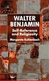 Walter Benjamin 9780333993590