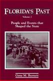 Florida's Past, Gene M. Burnett, 0910923590
