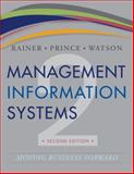 Management Information Systems, Rainer, R. Kelly and Watson, Hugh J., 1118443594