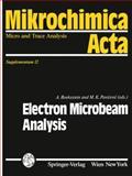 Electron Microbeam Analysis, , 321182359X
