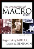 The Economics of Macro Issues, Miller, Roger L. and Benjamin, Daniel K., 0321303598