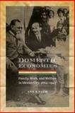 Domestic Economies 9780803213593