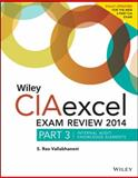 Wiley CIA Exam Review 2014 : Part 3, Internal Audit Knowledge Elements, Vallabhaneni, 111889359X