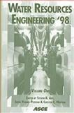 Water Resources Engineering 98, Abt, Steven R. and Young-Pezeshk, Jayne, 0784403597