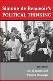 Simone de Beauvoir's Political Thinking, , 0252073592