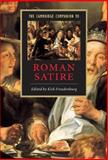 The Cambridge Companion to Roman Satire, , 0521803594