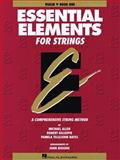 Essential Elements for Strings 0th Edition
