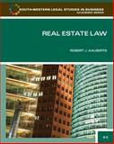 Real Estate Law, Siedel and Aalberts, Robert J., 0840053592