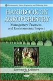 Handbook on Agroforestry: Management Practices and Environmental Impact, , 1608763595