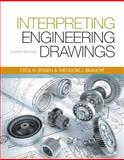 Interpreting Engineering Drawings, Branoff, Ted and Jensen, Cecil H., 1133693598