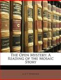 The Open Mystery, A. D. T. Whitney, 1146253591