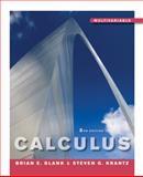 Calculus, Blank, Brian E. and Krantz, Steven G., 0470453591