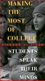 Making the Most of College, Richard J. Light, 067401359X