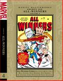 Marvel Masterworks: Golden Age All-Winners - Volume 4, Bill Finger, Otto Binder, 0785133593