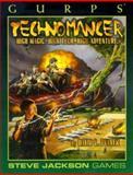 GURPS Technomancer, David L. Pulver, 1556343590