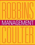 Management, Robbins, Stephen P. and Coulter, Mary, 0133043606