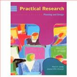 Practical Research : Planning and Design, Leedy, Paul D. and Ormrod, Jeanne E., 0139603603