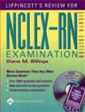 Lippincott's Review for NCLEX-RN, Billings, Diane M., 1582553602