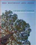 Corporate Finance : Core Priciples and Applications + S&P Card, Ross, Stephen A. and Westerfield, Randolph W., 0073223603