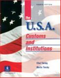 The U. S. A. : Customs and Institutions, Tiersky, Ethel and Tiersky, Martin, 0130263605