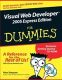 Visual Web Developer 2005 for Dummies, Alan Simpson, 0764583603