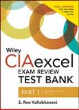 Wiley CIA Exam Review 2014 Test Bank, Vallabhaneni, 1118903609