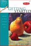 Getting Started, Patti Mollica, 1600583601