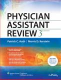 Physician Assistant Review, Auth, Patrick C., 0781783607