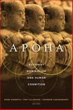 Apoha : Buddhist Nominalsim and Human Cognition, , 0231153600