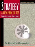 Strategy : A View from the Top, De Kluyver, Cornelis A. and Pearce, John A., 0130083607