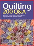 "Quilting, Jacqueline ""Jake"" Finch, 0764163604"