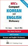NTC's Compact Korean and English Dictionary, , 0844283606