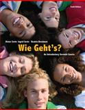 Wie Geht's? : An Introductory German Course, Sevin, Ingrid and Sevin, Dieter, 1285733606