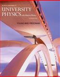 University Physics with Modern Physics, Young, Hugh D. and Freedman, Roger A., 0321973615