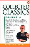 Jayne Eyre, Sense and Sensibility, Sherlock Holmes and the Mystery of Boscombe Pool, The Thirty Nine Steps, The Turn of the Screw, Penguin Books Staff, 0582343615