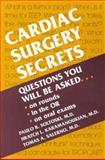 Cardiac Surgery Secrets, Soltoski, Paulo R. and Karamanoukian, Hratch L., 1560533617