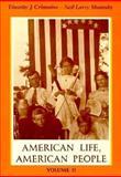 American Life, American People 9780155023611