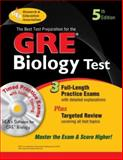 The Best Test Preparation for the GRE Biology Test, , 0738603619
