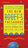 The New Roget's Thesaurus, Paul Roget and American Heritage Publishing Staff, 0425123618
